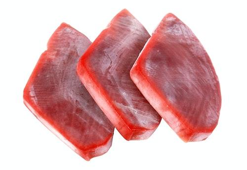East Coast Gulfinnet Tunfiskfilet Uten Skinn & Ben, 190 g