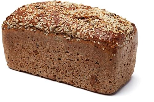 Brødverket 7-kornbrød 1 stk