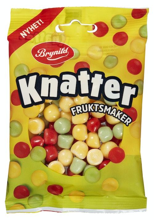 Brynild Knatter Fruktsmak 80 g