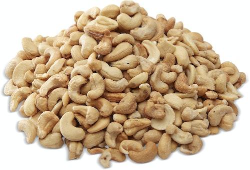 Nøtteliten Cashewnøtter Saltet, 1 kg