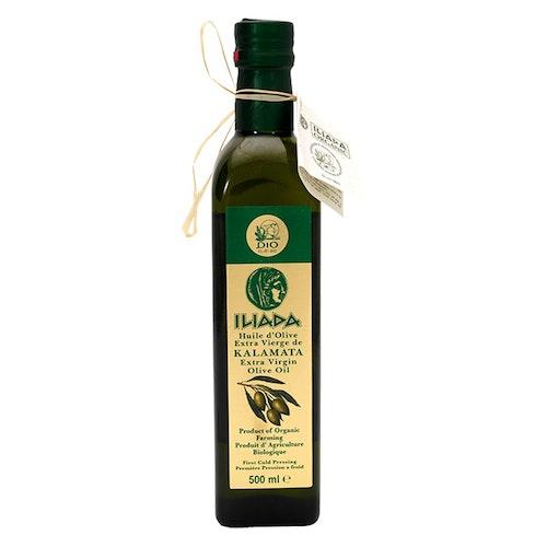 Iliada Kalamata Olivenolje Extra Virgin 500 ml