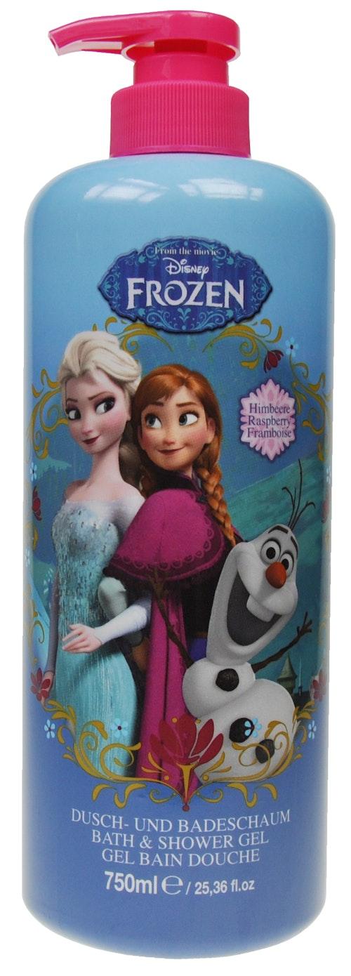Disney Badeskum Frost, 750 ml