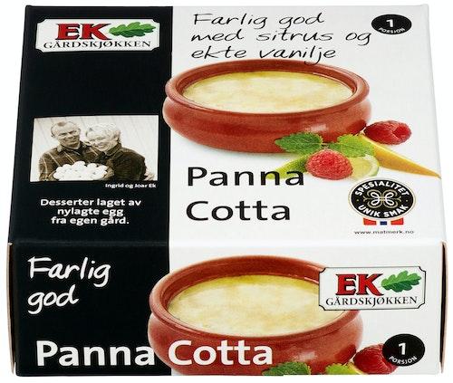 Ek Gårdskjøkken Panna Cotta 330 g