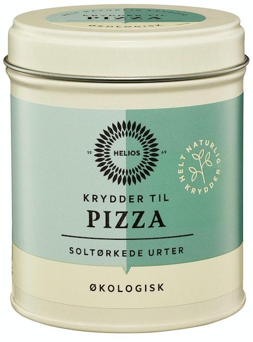 Helios Pizzakrydder Økologisk, 25 g
