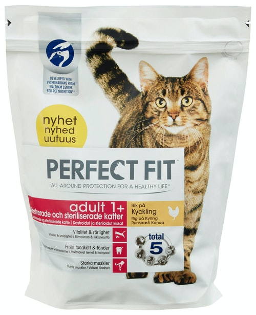 Perfect fit Adult Sterile Kylling 750 g