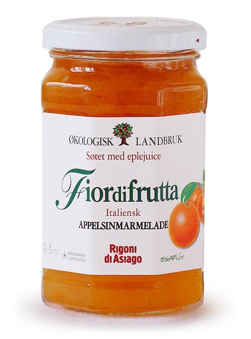 Rigoni di Asiago Appelsinmarmelade Økologisk, 260 g