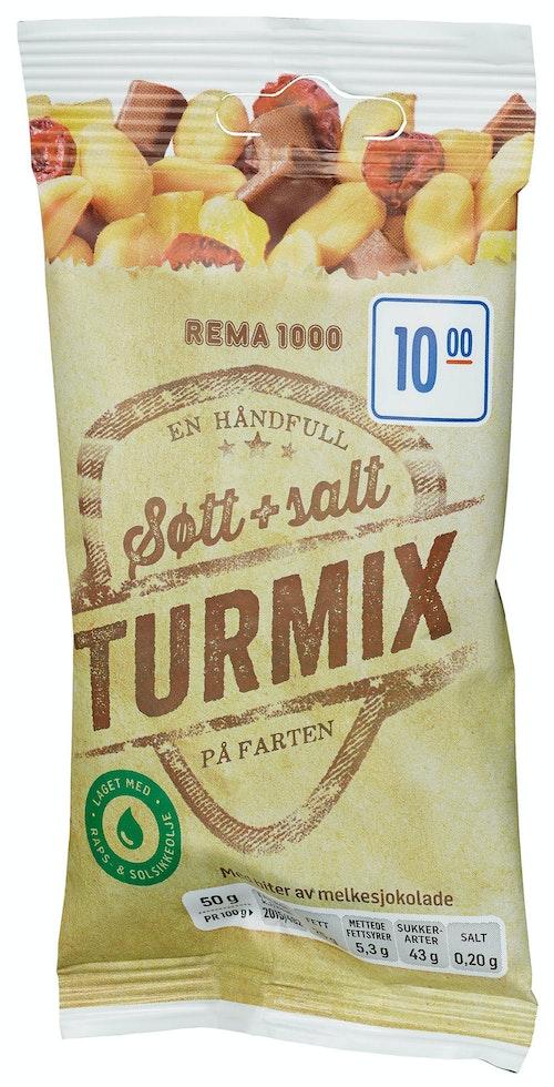 REMA 1000 Turmix M/Sjokolade 50 g