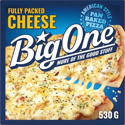 Big One Big One Cheese Pizza 530 g