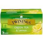 Twinings Grønn Te med Sitron
