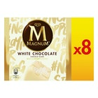 Magnum White Chocolate Iskrem