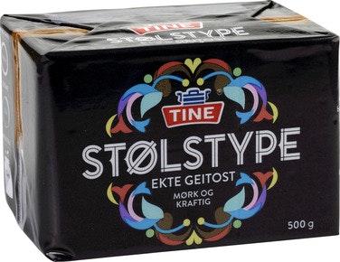 Tine Spesial Stølstype Ekte Geitost 500 g