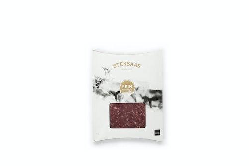 Stensaas Kvernet Reinsdyrkjøtt karbonadedeig, 400 g