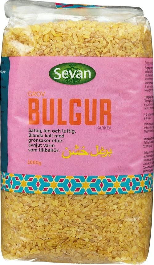 Sevan Bulgur Grov Pilavlik Pilavlik, 1 kg
