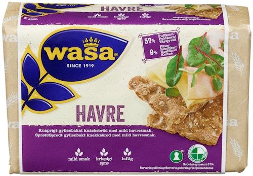 Wasa Knekkebrød Havre 280 g