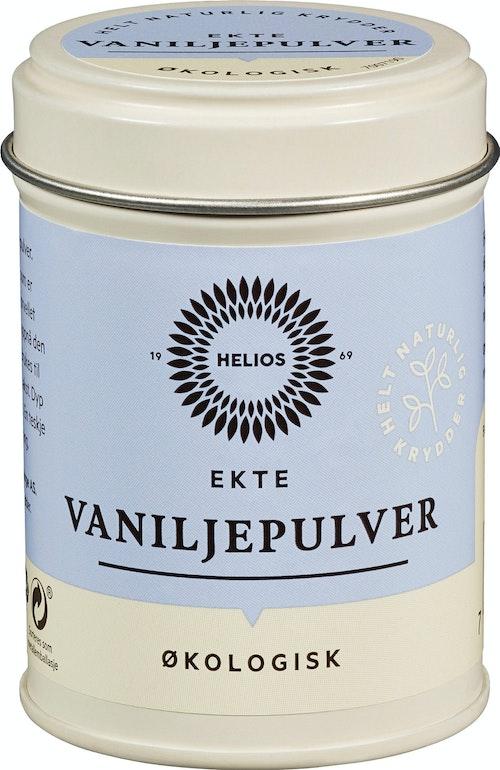 Helios Bourbon Vaniljepulver Økologisk, 10 g