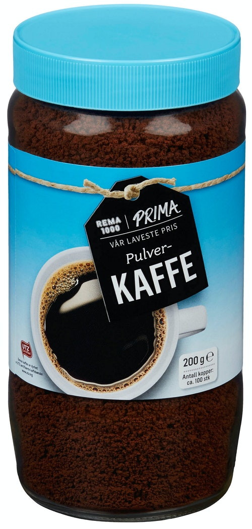 Prima Pulverkaffe 200 g