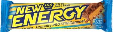 Nidar New Energy Crunchy Protein Caramel 45 g