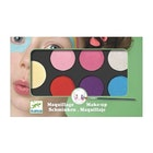 Ansiktsmaling med 6 farger i pastell