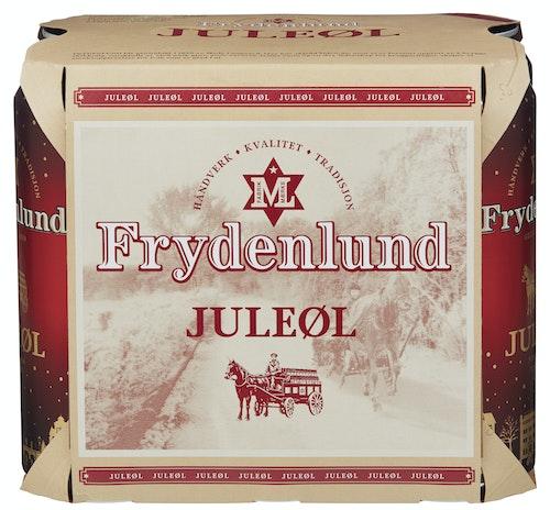 Frydenlund Frydenlund Juleøl 6 x 0,5l, 3 l