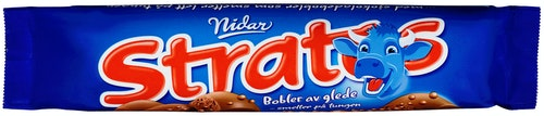 Nidar Stratos Bar 42 g