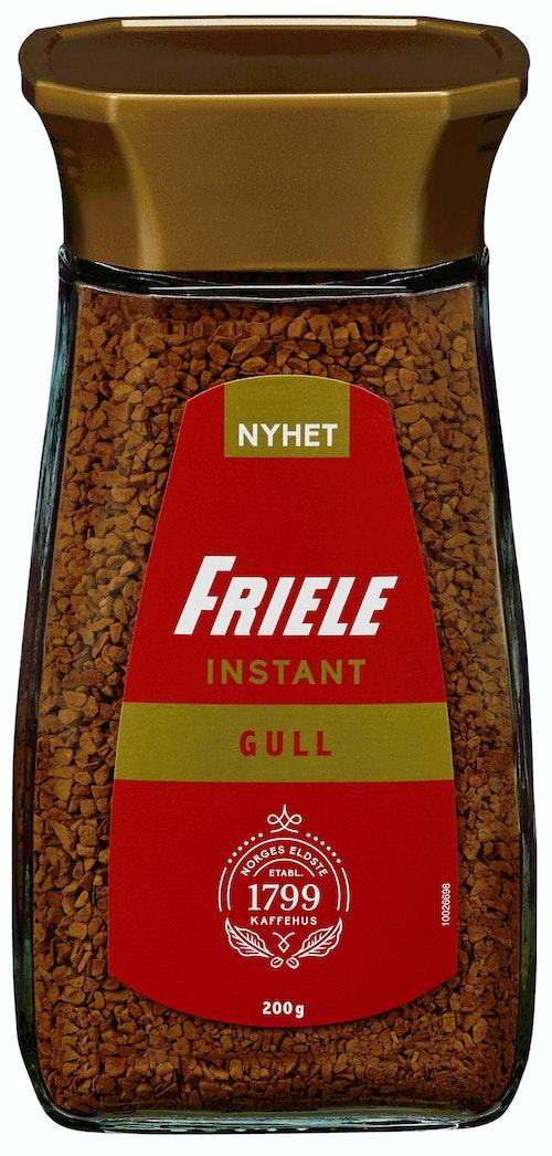 Friele Friele Instant Gull Glass 200 g