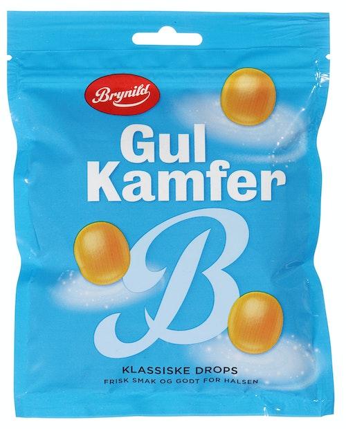 Brynild Gul Kamfer 170 g