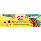 Melkesjokolade Brownie Fudge Havsalt