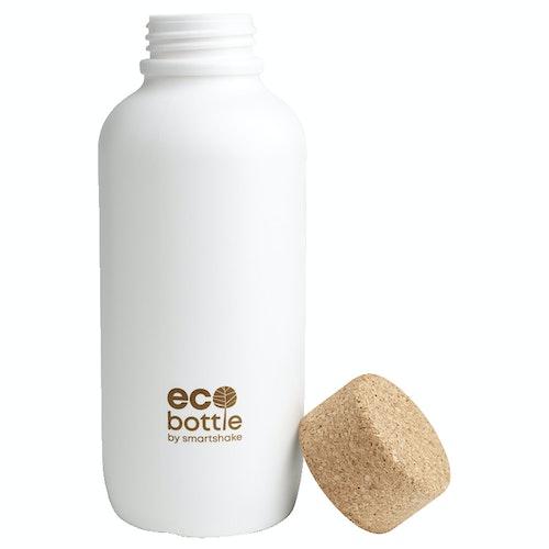 Clas Ohlson Vannflaske ecobottle hvit 1 stk