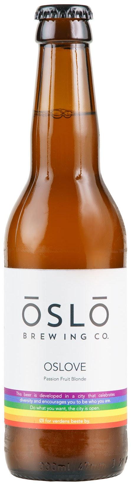 Oslo Brewing Company Oslove 0,33 l