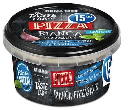 REMA 1000 Pizzasaus Bianca 180 g