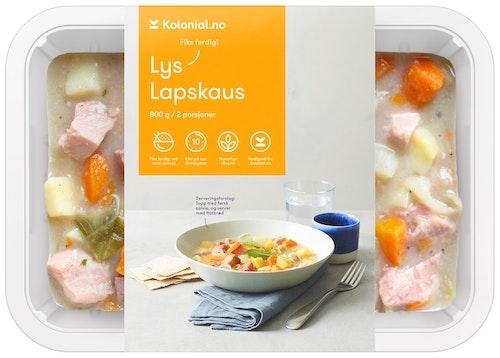 Gastro Kitchen Lys Lapskaus Fiks ferdig, 2 Porsjoner, 800 g