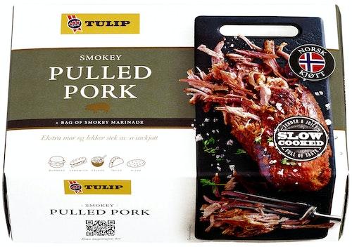 Tulip Smokey Pulled Pork 550 g