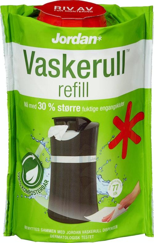 Jordan Vaskerull Refill 77 stk