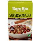 Supergranola Kakao & Bringebær