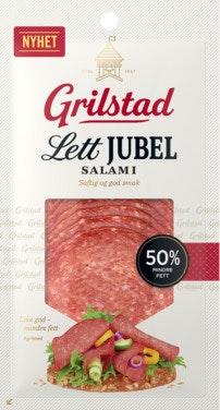 Grilstad Lett Jubelsalami 130 g