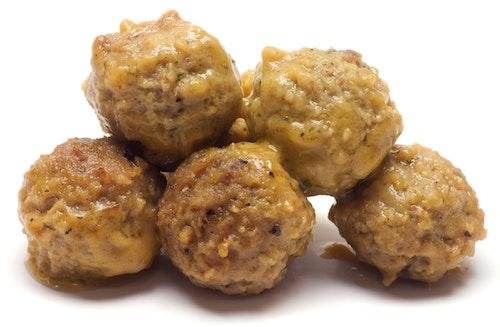 Gourmand Fryste Kyllingkjøttboller 5 kg