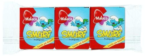 Malaco Smurf Fruktpastiller 3 stk