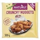 Crunchy Nuggets vegansk