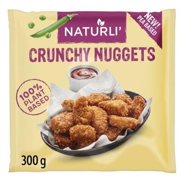 Naturli' Crunchy Nuggets vegansk 300 g