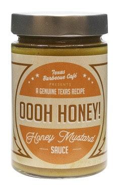 Texas Barbecue Café Oooh Honey! Honey Mustard 330 ml