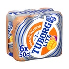 Tuborg LITE Mango & Passion