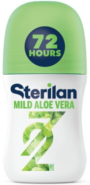 Sterilan Roll-on Deo Aloe Vera, 50 ml