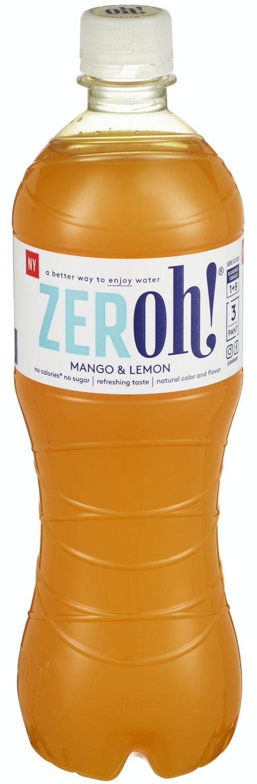 Lerum Zeroh Mango & Lemon 0,8 l