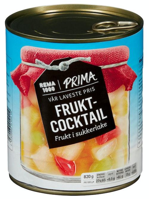REMA 1000 Fruktcocktail 820 g