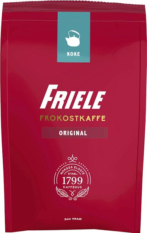 Friele Frokostkaffe Kokemalt, 500 g