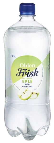 Olden Olden Frisk Eple Med Kullsyre, 1,25 l