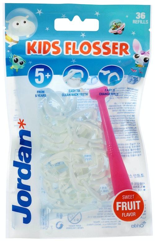 Jordan Kids Flosser Kit 1 stk