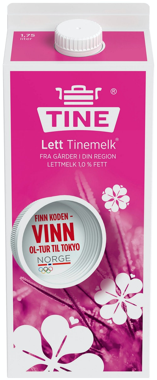 Tine TineMelk Lett 1,75 l