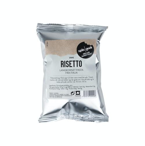 Spis Porsjonspose Risetto 250 g