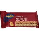 Sandwich Brunost